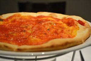 Garlic Bread with Tomato